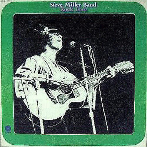 Alliance Steve Miller - Rock Love