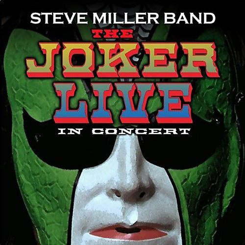 Alliance Steve Miller - The Joker Live