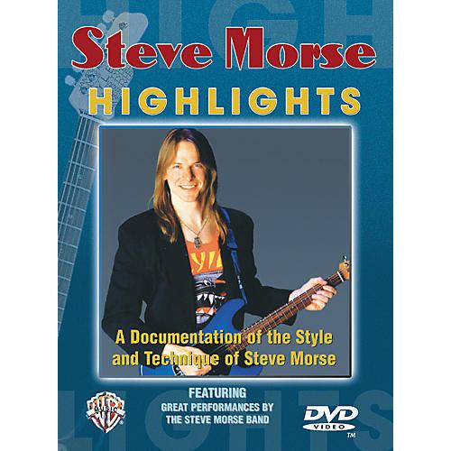 Alfred Steve Morse - Essential Highlights DVD