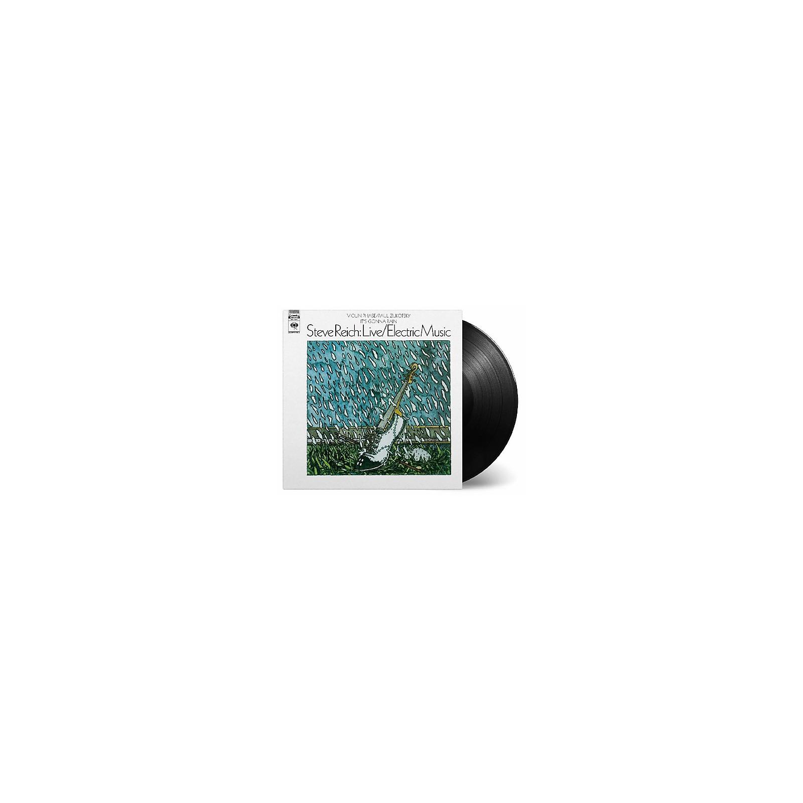 Alliance Steve Reich - Live / Electric Music