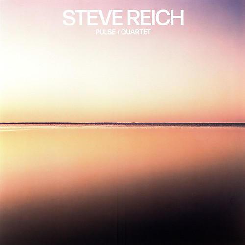 Alliance Steve Reich - Pulse / Quartet