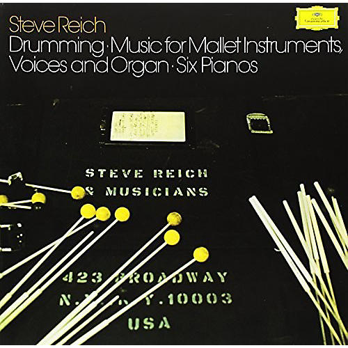 Alliance Steve Reich - Reich: Drumming