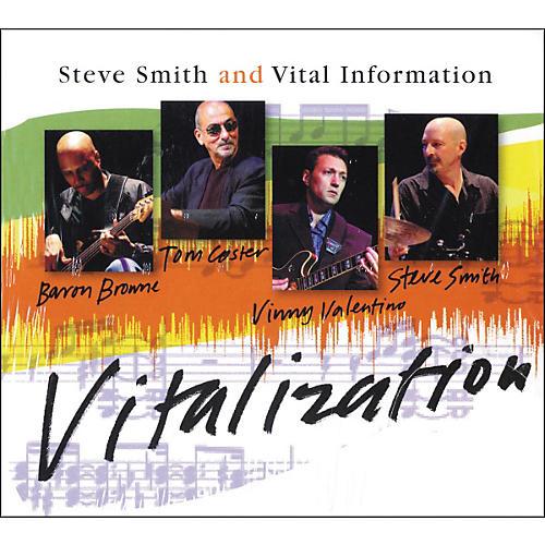 Hudson Music Steve Smith and Vital Information - Vitalization CD