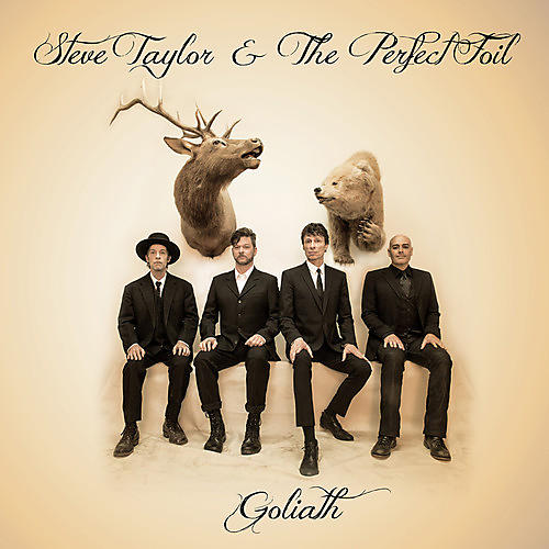 Alliance Steve Taylor & the Perfect Foil - Goliath