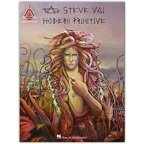 Hal Leonard Steve Vai - Modern Primitive Guitar Tab Songbook