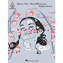 Hal Leonard Steve Vai - Real Illusions: Reflections Guitar Tab Songbook