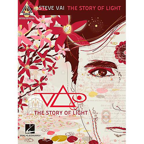 Hal Leonard Steve Vai - The Story Of Light Guitar Tab Songbook