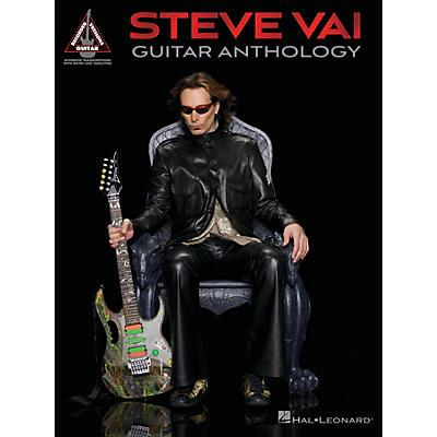 Hal Leonard Steve Vai-Guitar Anthology Guitar Tab Songbook