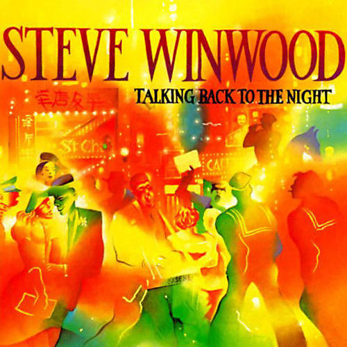 Alliance Steve Winwood - Talking Back To The Night