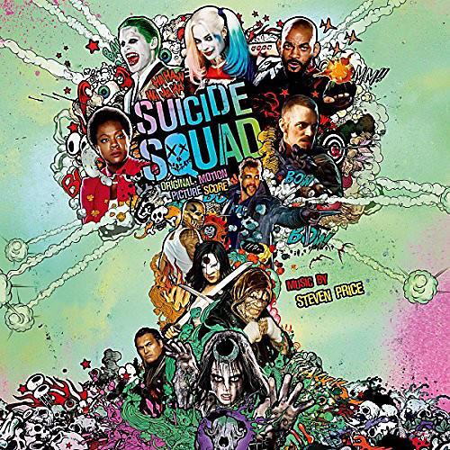 Alliance Steven Price - Suicide Squad - ORIGINAL SCORE