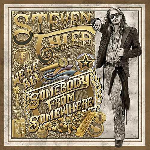 Alliance Steven Tyler - We're All Somebody From Somewhere