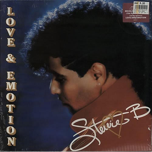 Alliance Stevie B. - Love And Emotion