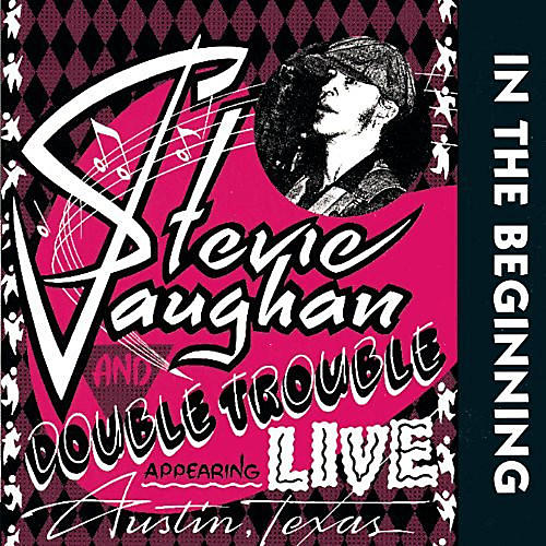 Alliance Stevie Ray Vaughan - In The Beginning