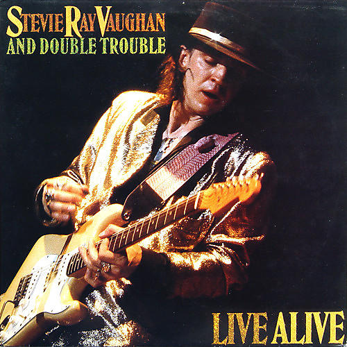 Alliance Stevie Ray Vaughan - Live Alive