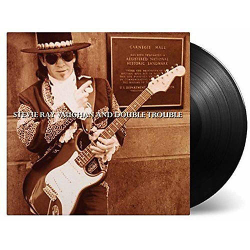 Alliance Stevie Ray Vaughan - Live at Carnegie Hall