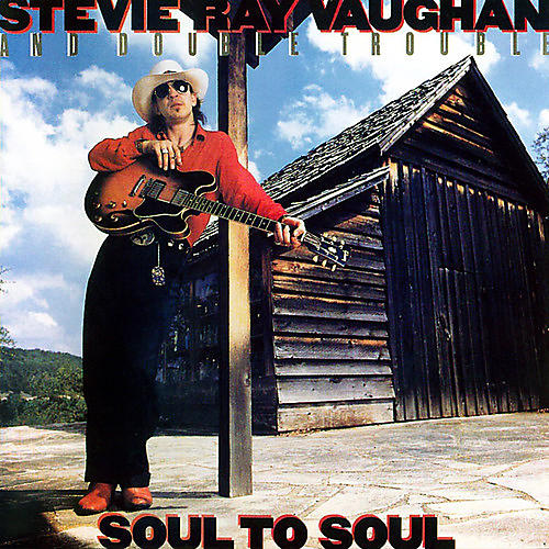 Alliance Stevie Ray Vaughan - Soul To Soul