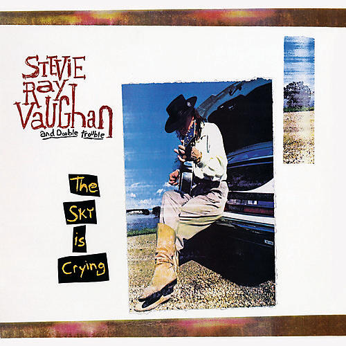 Alliance Stevie Ray Vaughan - The Sky Is Crying