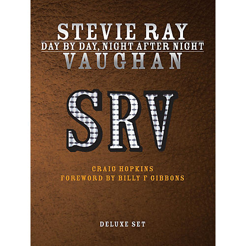 Backbeat Books Stevie Ray Vaughan: Day By Day Night After Night Box Set