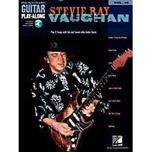 Hal Leonard Stevie Ray Vaughan Guitar Play-Along Series Volume 49 Book with Online Audio
