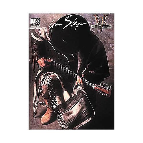 Hal Leonard Stevie Ray Vaughan In Step BassTab Book