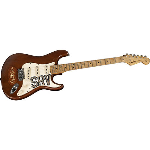 Fender Custom Shop Stevie Ray Vaughan Lenny Tribute Stratocaster Electric Guitar