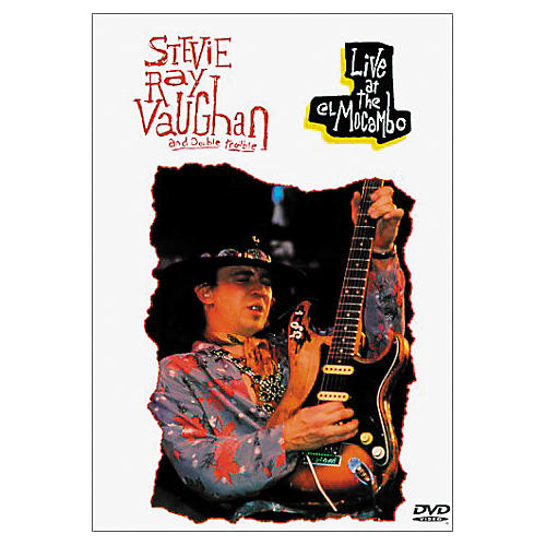 Music CD Stevie Ray Vaughan and Double Trouble: Live at El Mocambo DVD