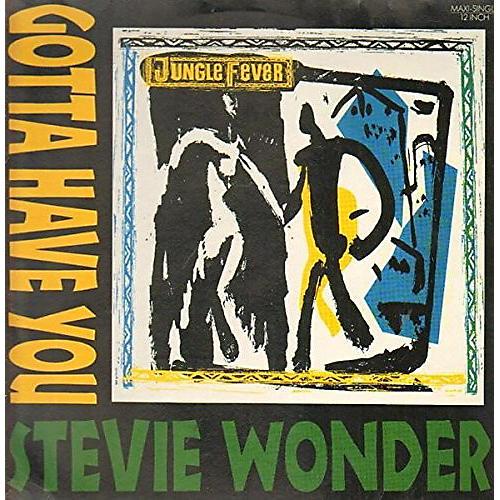Alliance Stevie Wonder - Gotta Have You (3 Mixes +)