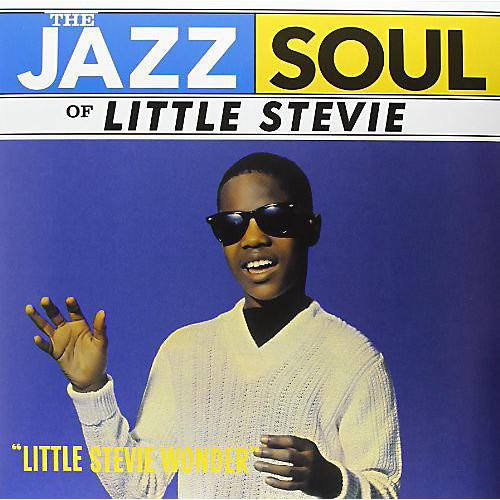 Alliance Stevie Wonder - Jazz Soul of Little Stevie