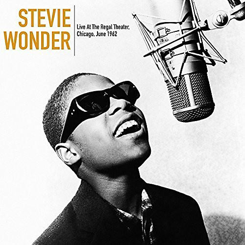 Alliance Stevie Wonder - Live At The Regal Theater Chicago June 1962