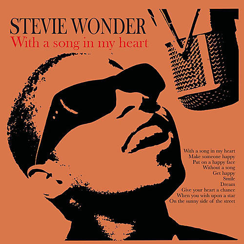 Alliance Stevie Wonder - With a Song in My Heart