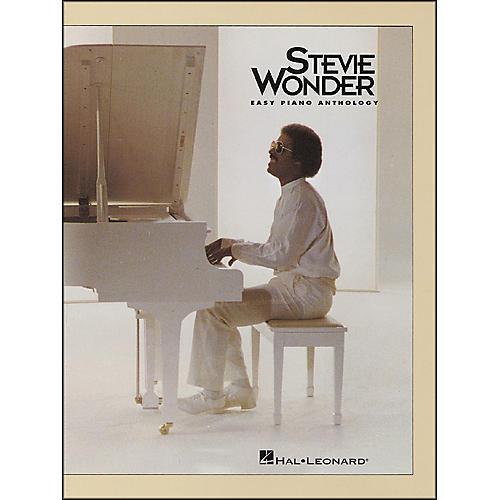 Hal Leonard Stevie Wonder Easy Piano Anthology
