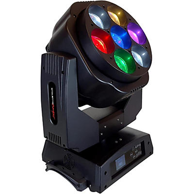 Blizzard Stiletto Beast RGBW 7 x 60W LED Beam Wash Pixel Moving-Head Light