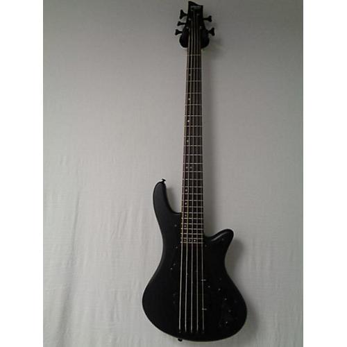 Stiletto Custom 5 String Electric Bass Guitar