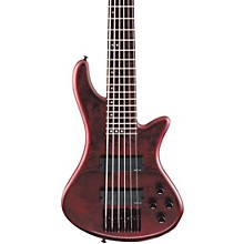Open Box Schecter Guitar Research Stiletto Custom 6 6-String Bass Guitar