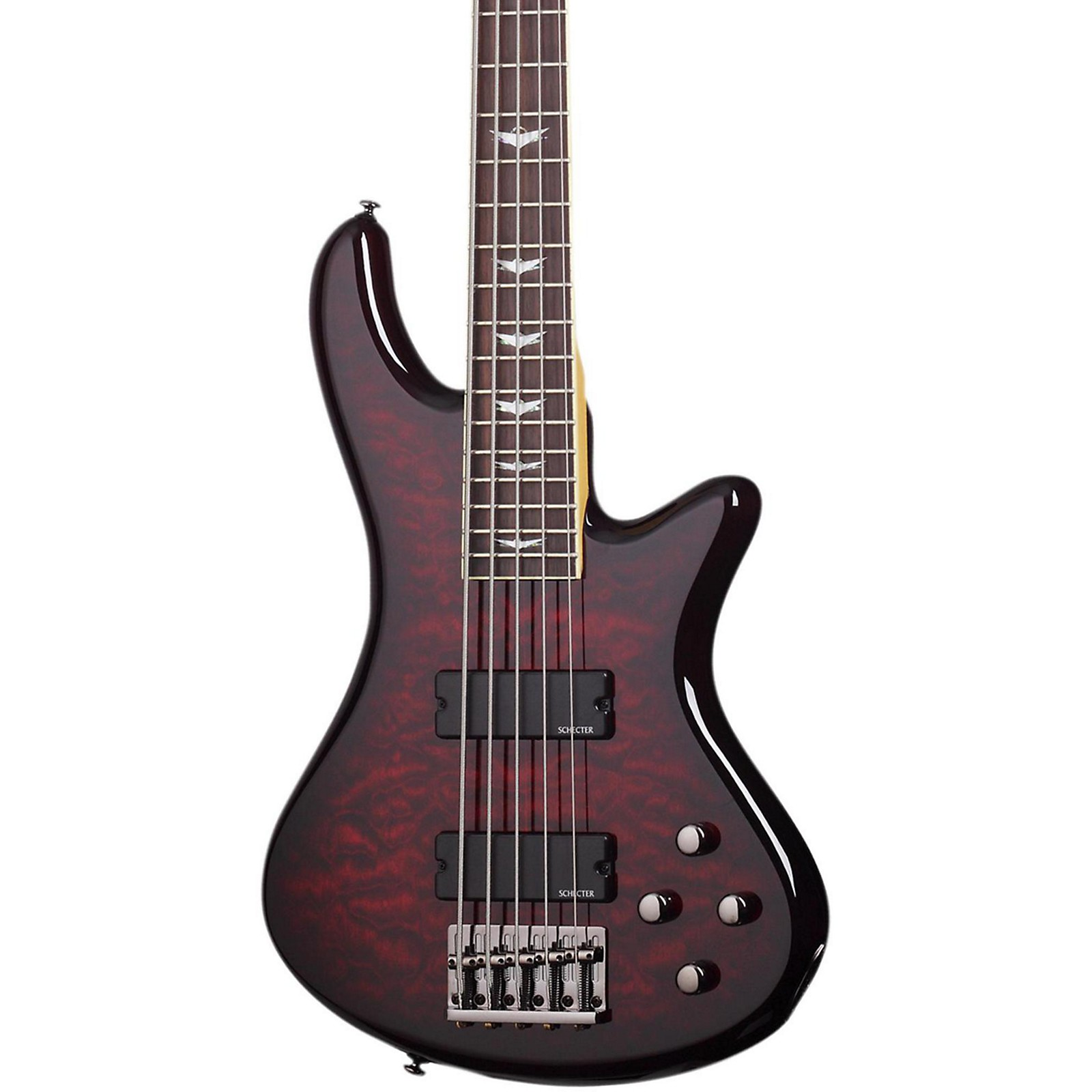 Schecter Guitar Research Stiletto Extreme-5 5-String Bass