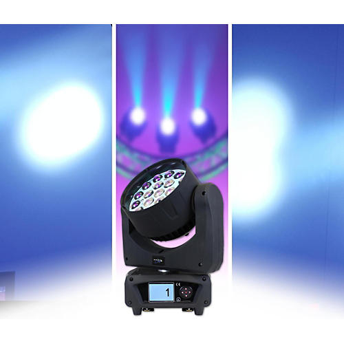 Blizzard Stiletto GLO19 RGBW LED Moving Head Condition 2 - Blemished Regular 194744106767