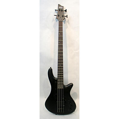 Schecter Guitar Research Stiletto Stealth Electric Bass Guitar