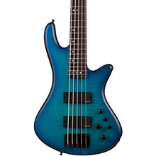 Open Box Schecter Guitar Research Stiletto Studio-5 5-String Electric Bass