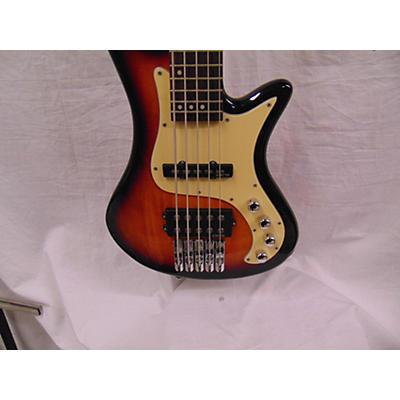Schecter Guitar Research Stiletto Vintage-5 Electric Bass Guitar