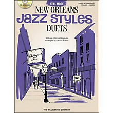 Willis Music Still More New Orleans Jazz Styles - Piano Duets (Early Intermediate 1 Piano 4 Hands) Book/CD by Glenda Austin