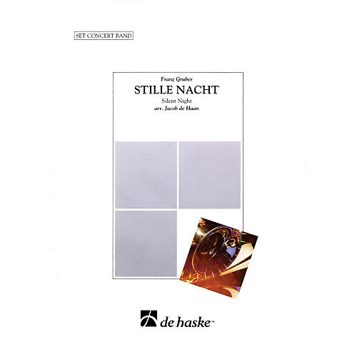 De Haske Music Stille Nacht (Silent Night) Concert Band Level 2 Arranged by Jacob de Haan