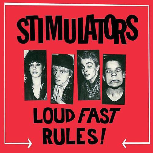 Alliance Stimulators - Loud Fast Rules!