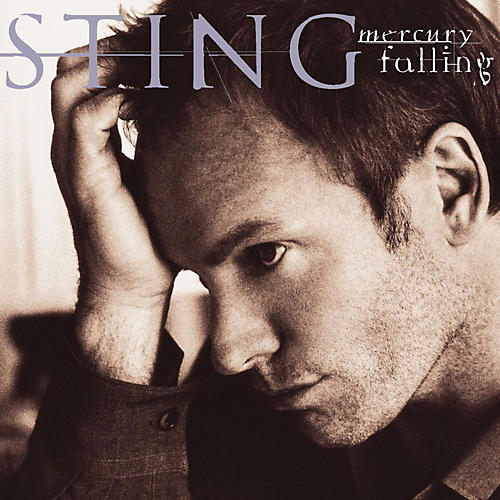 Universal Music Group Sting - Mercury Falling [LP]