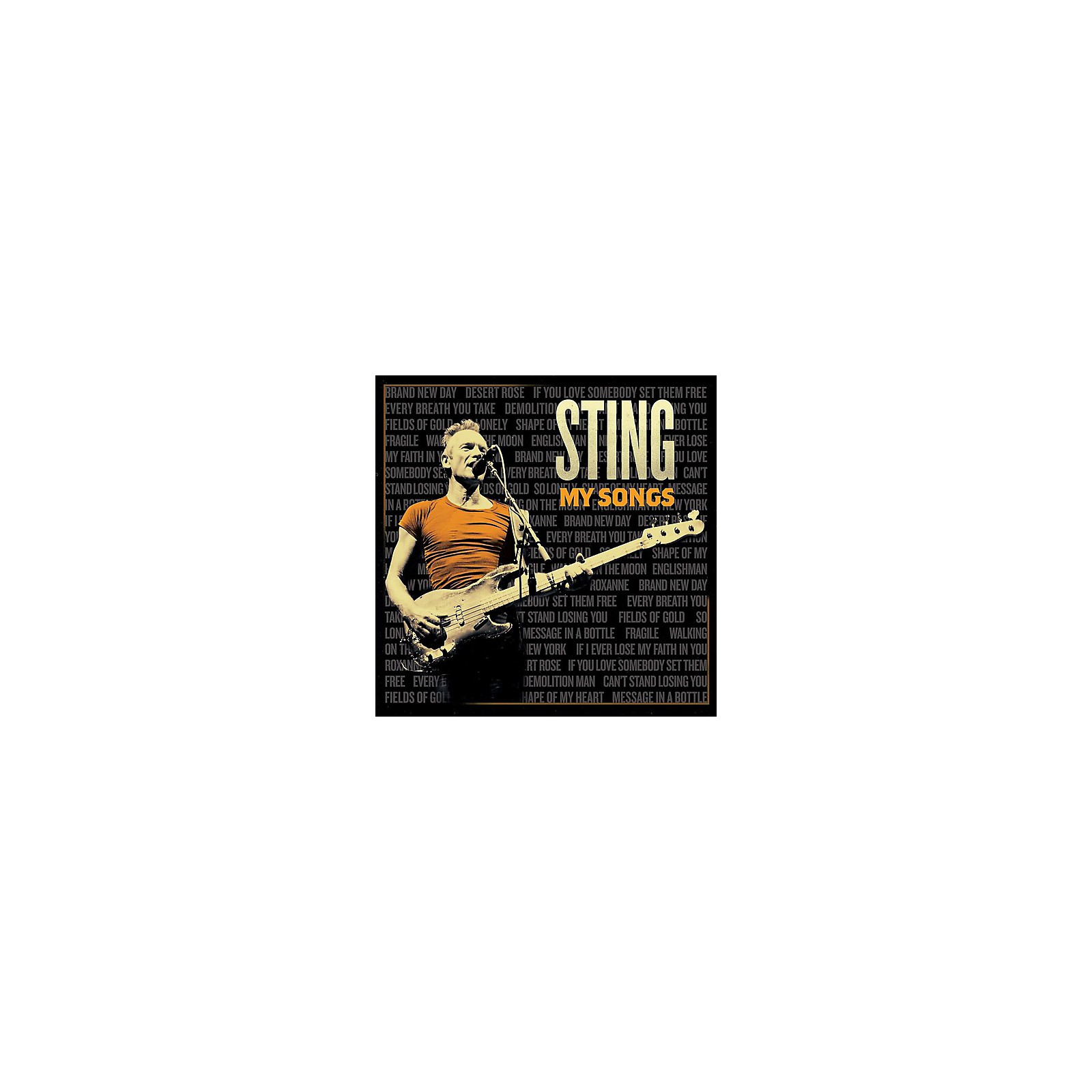 Alliance Sting - My Songs