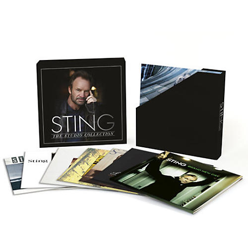 Alliance Sting - Sting: The Studio Collection [Box Set]