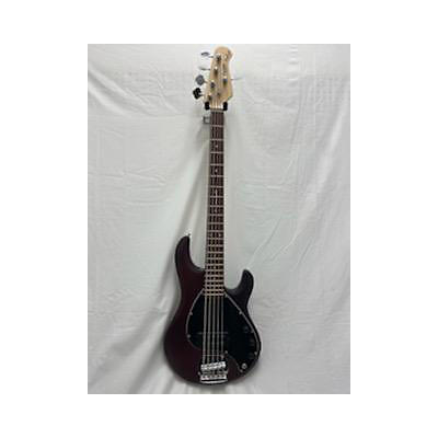 Sterling by Music Man Sting Ray 5 Electric Bass Guitar