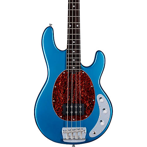 Sterling by Music Man StingRay Classic Ray24 Rosewood Fingerboard Electric Bass Toluca Lake Blue