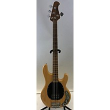 Sterling by Music Man StingRay Roasted Maple Electric Bass Guitar