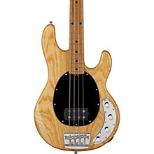Open Box Sterling by Music Man StingRay Roasted Maple Neck Bass