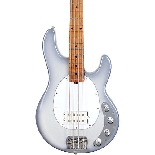 Ernie Ball Music Man StingRay Special H Maple Fingerboard Electric Bass Snowy Night